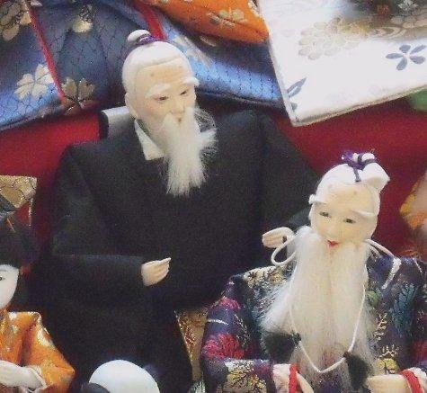 画像ー282 サンライズ九十九里の雛人形としらこ桜 025-5