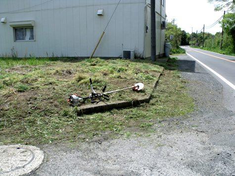 画像ー299 納豆と草刈り機 097-2