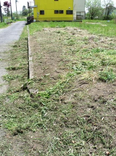 画像ー299 納豆と草刈り機 100-2
