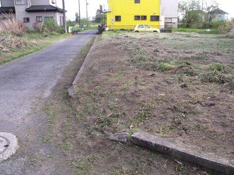 画像ー299 納豆と草刈り機 105-2