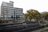 UR賃貸住宅/借り上げ復興住宅・フレール長田 新湊川沿いから