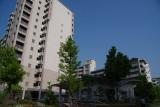 神戸市営名谷駅東住宅・集会所