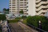神戸市営住宅・ベルデ名谷 7番館低層棟屋上「秘密の花園」