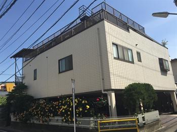 大井6丁目村越邸外観_R