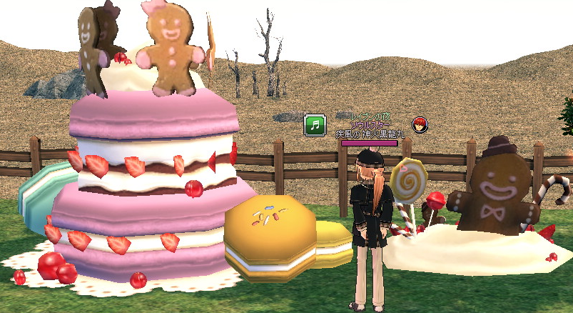 クッキー模型