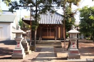 袋山久伊豆神社(越谷市袋山)5