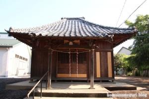 袋山久伊豆神社(越谷市袋山)8
