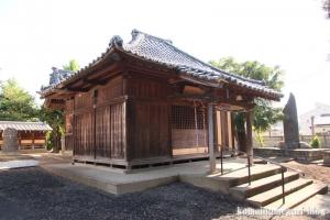 袋山久伊豆神社(越谷市袋山)9