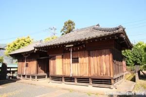 恩間香取神社(越谷市恩間)7