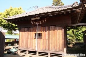 恩間香取神社(越谷市恩間)9