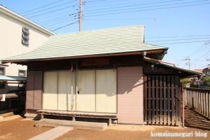 稲荷神社(越谷市千間台西)10