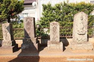 稲荷神社(越谷市千間台西)12