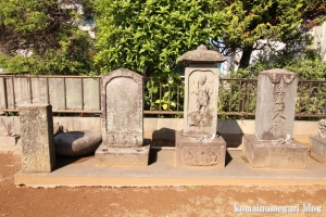 稲荷神社(越谷市千間台西)13