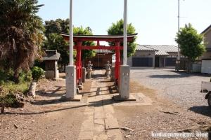 三野宮香取神社(越谷市三野宮)1