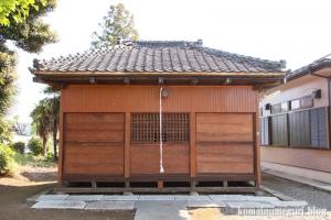 三野宮香取神社(越谷市三野宮)4