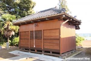 三野宮香取神社(越谷市三野宮)5