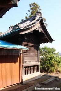 三野宮香取神社(越谷市三野宮)6