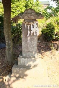 三野宮香取神社(越谷市三野宮)13