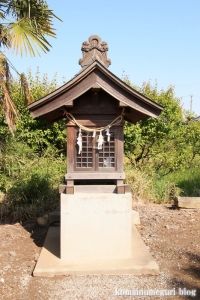 三野宮香取神社(越谷市三野宮)15