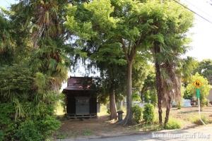 八坂神社(越谷市大道)1