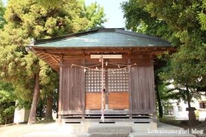 香取神社(越谷市大林)4