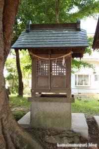 香取神社(越谷市大林)8