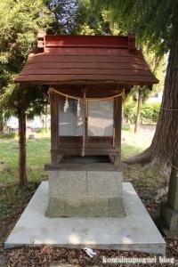 香取神社(越谷市大林)10