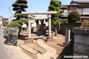 香取神社(越谷市弥十郎)1