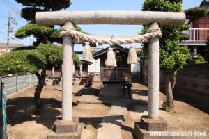 香取神社(越谷市弥十郎)2