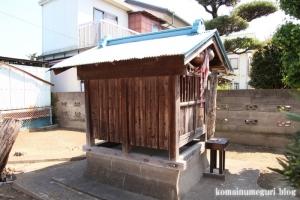 香取神社(越谷市弥十郎)6