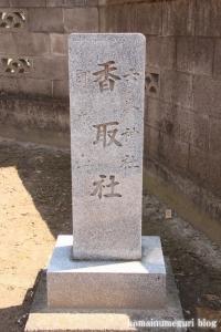 香取神社(越谷市弥十郎)3
