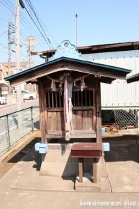 香取神社(越谷市弥十郎)8