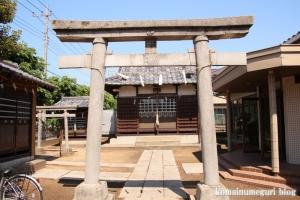 鷺後香取神社(越谷市東大沢)5