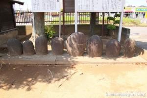 鷺後香取神社(越谷市東大沢)13
