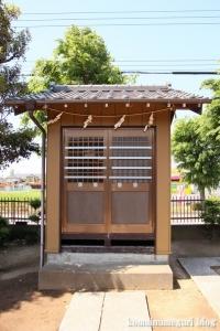 鷺後香取神社(越谷市東大沢)10