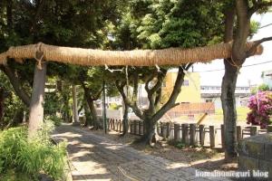 久伊豆神社(越谷市越谷)73