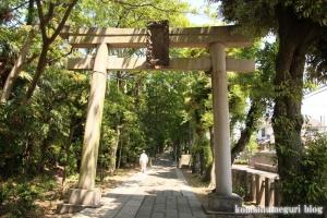 久伊豆神社(越谷市越谷)74