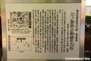 久伊豆神社(越谷市越谷)5