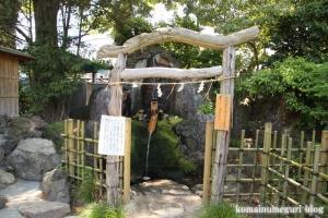 久伊豆神社(越谷市越谷)23