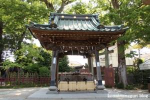 久伊豆神社(越谷市越谷)22