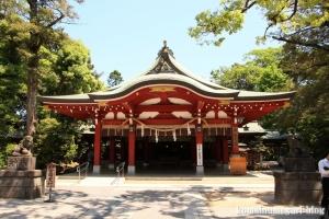 久伊豆神社(越谷市越谷)25