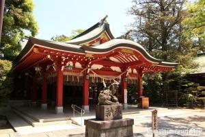 久伊豆神社(越谷市越谷)26