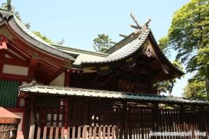 久伊豆神社(越谷市越谷)27