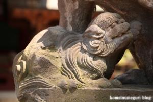 久伊豆神社(越谷市越谷)48