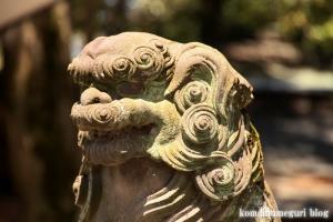 久伊豆神社(越谷市越谷)49