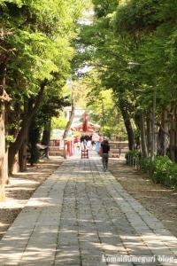久伊豆神社(越谷市越谷)2