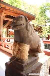 久伊豆神社(越谷市越谷)30
