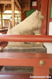 久伊豆神社(越谷市越谷)34
