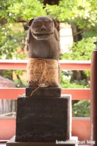 久伊豆神社(越谷市越谷)50