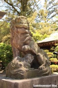 久伊豆神社(越谷市越谷)40